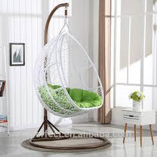 chambre en osier intérieur en rotin bambou swing oeuf chaise adulte chambre en
