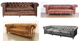 Distressed Leather Chesterfield Sofa Charming Distressed Leather Chesterfield Sofa 59 With Additional