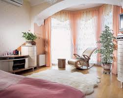 Curtains Bedroom Ideas Bay Window Curtain Ideas U2013 Give Your Bay Window A Glamorous Look