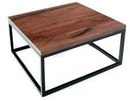 rustic modern coffee table marvelous square rustic coffee table modern regarding inspirations