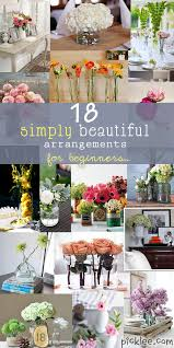 simply beautiful floral arrangements for beginners inspiration