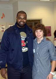Mike Oher Blind Side Dad Tells The Story Of Adopting His Son On Imgur Popsugar Moms
