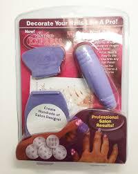 aliexpress com buy original salon express diy nail printing set