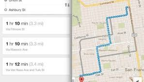 maps directions how to get transit directions in maps on iphone