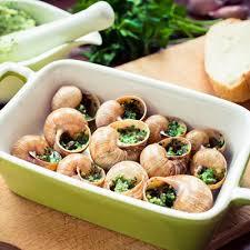 comment cuisiner des escargots escargots à la dijonnaise metro