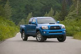 toyota recall tacoma 2005 toyota tacoma reviews and rating motor trend
