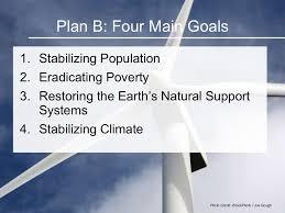 plan b four main goals