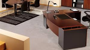 modele de bureau bureau noyer modele 1 abc diffusion mobiliers d aménagement de