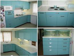 Gallery Of Vintage Metal Kitchen Cabinets For Sale Brilliant For - Metal kitchen cabinets vintage