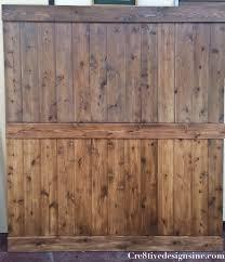 Cedar Barn Door Barn Doors Wonderful Home Design