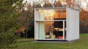 tiny houses prefab prefab tiny house assembles in one day home design garden