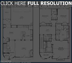 Two Story Garage Apartment Plans Simple Two Story House Floor Plans Pinterest 2 With Loft