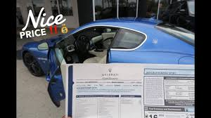 cheapest maserati maserati giveaway winner cheapest 2018 granturismo youtube