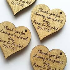 wedding favours personalised wooden heart table decorations wedding favours