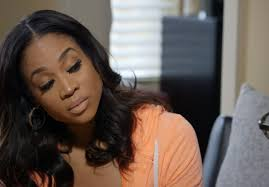 mimi faust hairstyles mimi tells chris she s moved on with someone new on l hhatl video