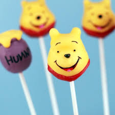 winnie pooh cake pops disney family