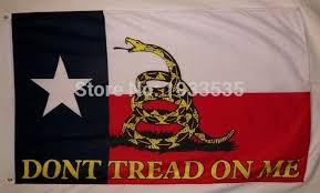 texas don u0027t tread on me flag 3 u0027 x 5 u0027 gun rights tea party