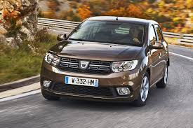 dacia sandero laureate sce 75 2017 review by car magazine