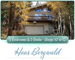 five bedroom house for rent 5 bedroom house for rent breckenridge co haus bergwald
