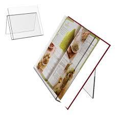 porte livre de cuisine l1732 support livre cuisine protection 350 mm