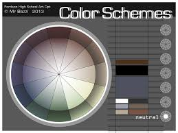 color schemes bazzi art neutral idolza