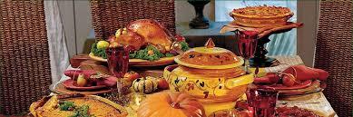 thanksgiving dinner hillel at am