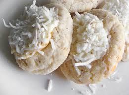 lemongrass snowball cookies sprinkle bakes