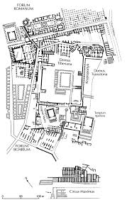 neros first residence domus transitoria numiswiki the