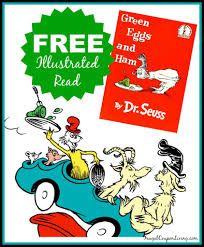 Free Green Free Green Eggs And Ham Illustrated Read