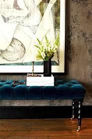 Black Velvet Tufted Bench Best 25 Tufted Bench Ideas On Pinterest Diy Ottoman Diy