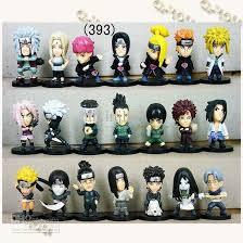 2017 21 styles anime figures dolls toys doll model