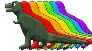 What Is The Color Of 2016 Dinosaur Song For Kids Learning The Colors Of The Rainbow With T