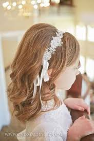communion hair accessories 28 easy communion hairstyles for that stole our heart