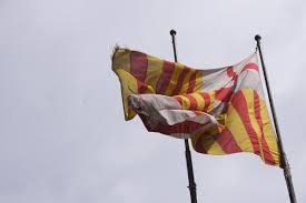 Barcelona Spain Flag Barcelona Flag U2013 Atlantic Sentinel