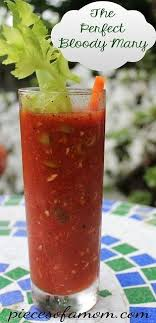 Bloody Mary Meme - the perfect bloody mary whatever time you have it and for