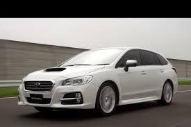 subaru xv crosstrek body kit new subaru levorg concept previews next year u0027s production car w