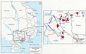 Pierce College Map Cambodian Campaign Wikipedia
