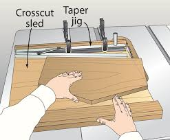 cutting angles on a table saw table saw angle cutting jig jigs for the shop woods blaž