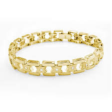 mens bracelet designs images Men 39 s bracelet designs 1 00 ct diamond gold office wear jpg&a