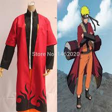 Naruto Halloween Costumes Adults Naruto Red Cloak Reviews Shopping Naruto Red Cloak