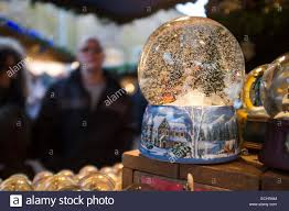 snow globes for sale at s market at the tate