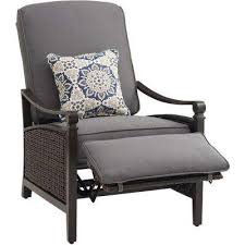 espresso outdoor lounge chairs patio chairs the home depot