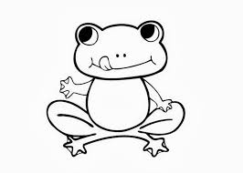 coloring pages frogs toads coloring pages