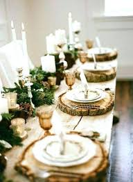 kitchen table setting ideas dinner table setting ideas tinyrx co