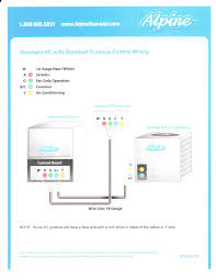 wiring diagrams thermostats thermostat wire gauge four wire