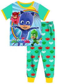 ailubee green pjmasks heroes pyjamas 2y 7y
