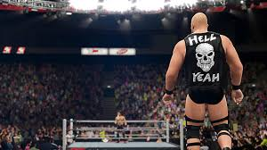stone cold steve austin to grace the cover of wwe 2k16 maybe wwe 2k16 review new mechanics make for excellent wrestling wwe 2k16
