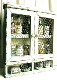 chicken wire cabinet door inserts decorative chicken wire cabinet with chicken wire doors wire grilles