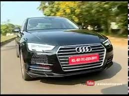 audi price in india 2017 audi a4 diesel price in india review mileage
