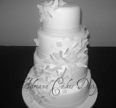 butterfly wedding cake white butterfly wedding cake cakecentral